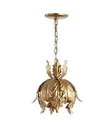 "Anne 12"" Adjustable Metal LED Pendant"