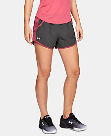 Under Armour Women's FlyBy Shorts