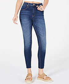 Juniors' High-Rise Jeggings, Created for Macy's