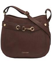 5ca8f4747d Faux Leather Calvin Klein Handbags & Bags - Macy's