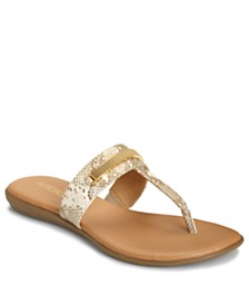 Aerosoles On The Chlock Toe-Thong Sandals