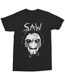 Jigsaw Black Metal Men's Graphic T-Shirt