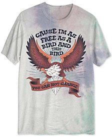 Free Bird Men's Graphic T-Shirt