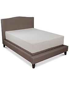"Dusk & Dawn 9"" Memory Foam Mattress- Queen"