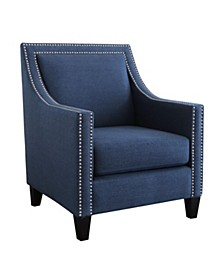 Emily Accent Chair, Quick Ship