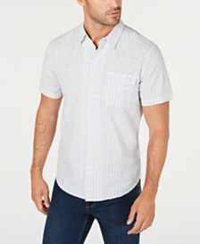 Lucky Brand Men's Monroe Short Sleeve Shirt