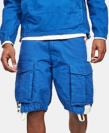 G-Star RAW Men's Rovic Moto Cargo Shorts, Created for Macy's