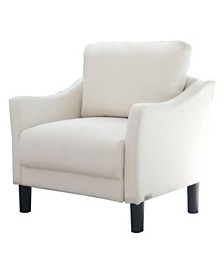 Evie Accent Chair, Quick Ship