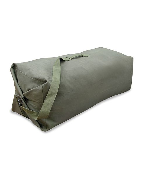 """Stansport Duffel Bag With Strap - 42"""" X 12"""" X 12"""""""