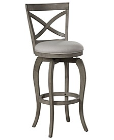 Ellendale Swivel Bar Height Stool