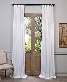 "Heavy 50"" x 96"" Curtain Panel"