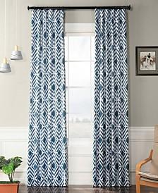 "Exclusive Fabrics & Furnishings Palisade Blackout 50"" x 108"" Curtain Panel"