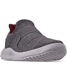 Skechers Men's Relson - Pencer Slip-On Athletic Casual Sneakers from Finish Line