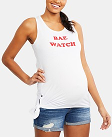Motherhood Maternity Bae Watch™ Graphic Tee