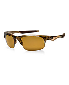 Oakley Polarized Sunglasses, OO9164 Bottle Rocket