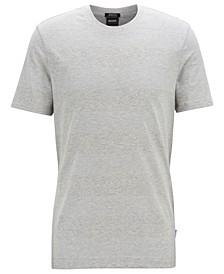BOSS Men's Tiburt 116 Crew-Neck Striped T-Shirt