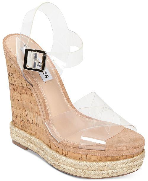 Steve Madden Maven Wedge Sandals