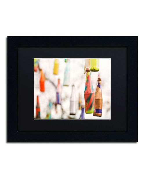 "Trademark Global Jason Shaffer 'High Life' Matted Framed Art - 14"" x 11"""