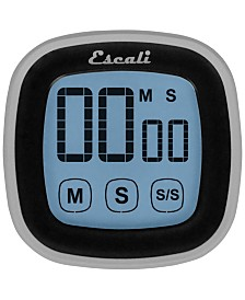 Escali Corp Touch Screen Digital Timer