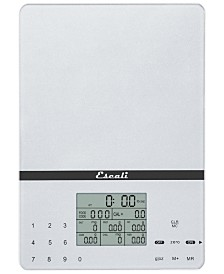 Escali Corp Cesto Portable Nutritional Tracker, 11lb