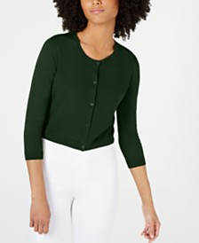 Weekend Max Mara Conio Cropped Cardigan