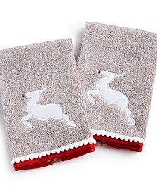 Reindeer 2-Pc. Fingertip Set, Created for Macy's