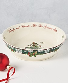 Christmas Tree 2019 Annual Serving Bowl, Created for Macys
