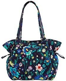 Vera Bradley Iconic Glenna Small Shoulder Bag