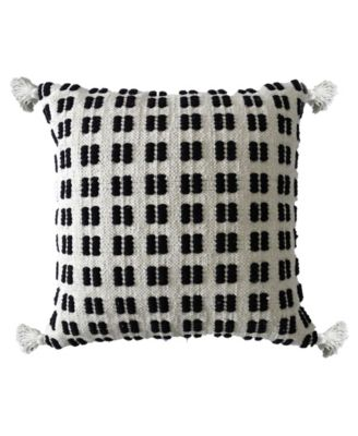 "Decorative Throw Pillow 20"" x 20"" for Couch Handloom Woven"