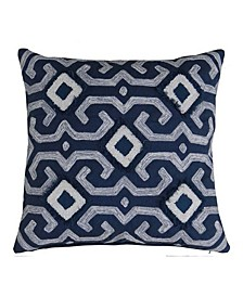 "Modern Lin Throw Pillow Cover 20"" x 20"""