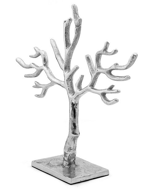 St Croix Kindwer 20 Branch Casted Tree Of Life Jewelry Holder Reviews Home Macy S
