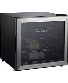 Amana 16 Bottle Wine Cooler