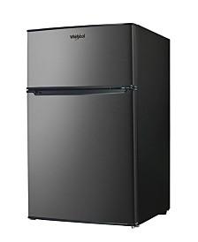 Whirlpool 3.1 Cubic Foot Freezer Refrigerator