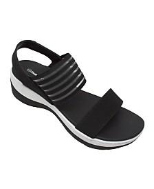 Shaboom Women's Comfort Strap Sandals