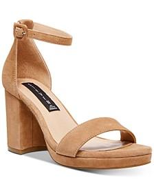 Vino Platform Sandals