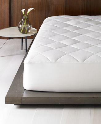 Hotel Collection Extra Deep Mattress Pads Hypoallergenic Down