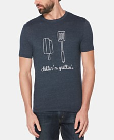 Original Penguin Men's Chillin' n Grillin' Graphic T-Shirt