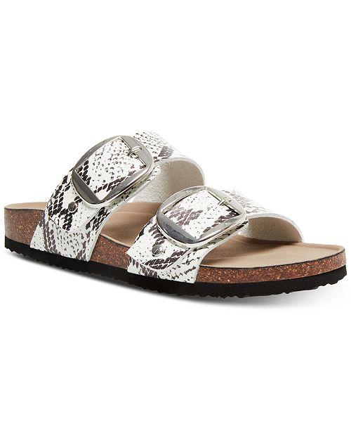 Madden Girl Brina Footbed Sandals