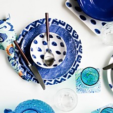 Vietri Santorini Dinnerware Collection