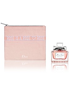 Receive a Complimentary 2-Pc. Gift with any large spray from the Dior Women's Fragrance Collection