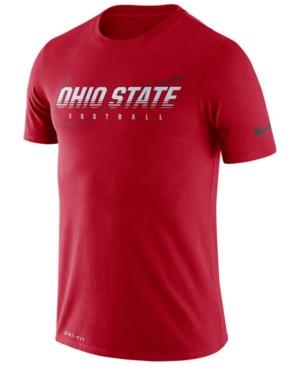 Nike Men's Ohio State Buckeyes Facility T-Shirt