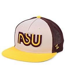 Zephyr Arizona State Sun Devils Paradigm Snapback Cap