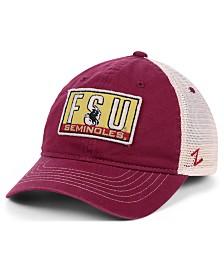 Zephyr Florida State Seminoles Vista Mesh Snapback Cap