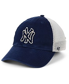 '47 Brand New York Yankees Stamper Mesh CLOSER Cap
