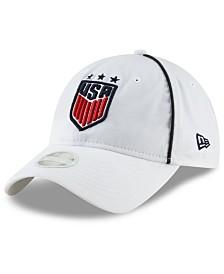 New Era Women's USA National Team Streak 9TWENTY Strapback Cap