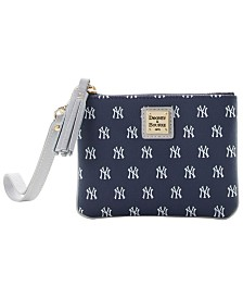 Dooney & Bourke New York Yankees Stadium Wristlet