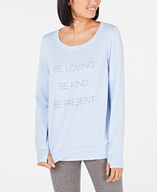 Graphic Long-Sleeve Pullover, Created for Macy's