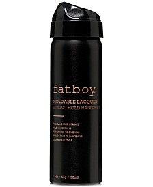 Moldable Lacquer Strong Hold Hairspray, 1.5-oz.