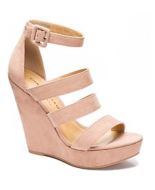Chinese Laundry Maneeya Wedge Sandals
