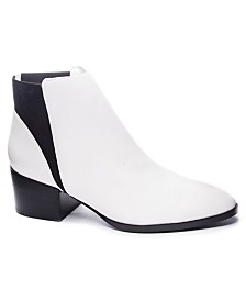 Chinese Laundry Finn Black Sde Chelsea Bootie